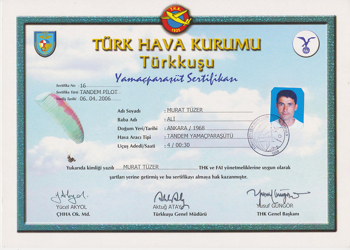 murat-tuzer-license